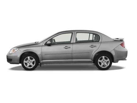 image  chevrolet cobalt  door sedan lt wlt side