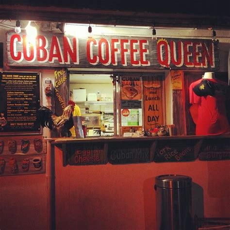 Each year on our trip to the keys, it's a tradition to stop at baby's coffee to purchase enough coffee to last until our next visit! Photos at Cuban Coffee Queen - Coffee Shop in Key West