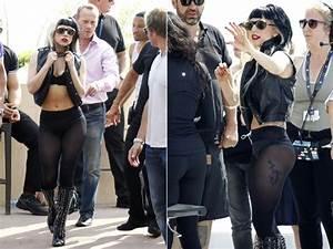G1 - Lady Gaga participa de programa de TV em Cannes ...