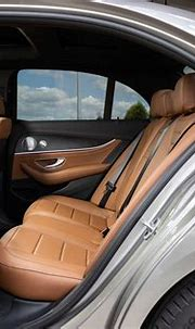 Mercedes E-Class hybrid practicality & boot space ...