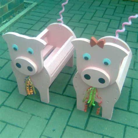 handmade pig plant pot holderstorage folksy