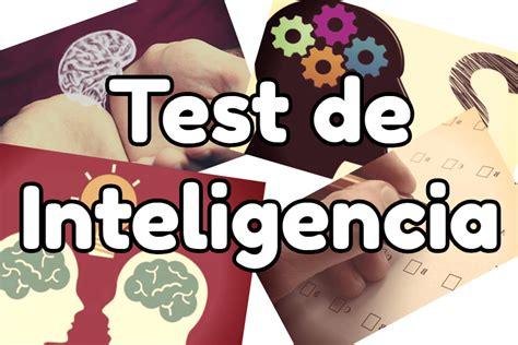 test de inteligencia  calcular coeficiente