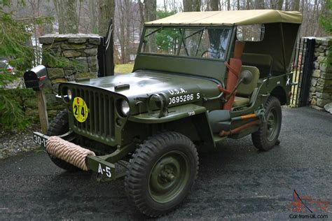 wwii jeep willys willys wwii jeep