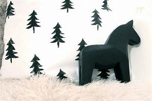 Tannenbaum Schwarz Weiß : oh tannenbaum 107qm schwarz auf wei ~ Orissabook.com Haus und Dekorationen