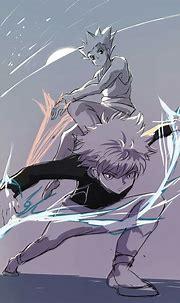 Killua And Gon / Hunter x Hunter / Killugon | Hunter anime ...
