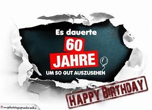 60 Geburtstag Frau Lustig : 60 geburtstag lustige geburtstagskarte kostenlos geburtstagsspr che welt ~ Frokenaadalensverden.com Haus und Dekorationen