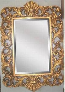 China Mirror Frame (LT046-GOLD) - China Frame, Mirror Frame