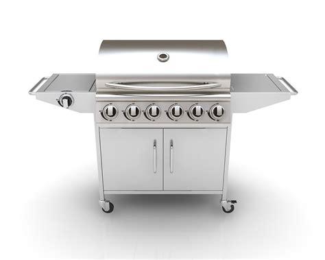 barbecue gaz bruleur inox barbecue 224 gaz 7 br 251 leurs inox plancha 224 bas prix