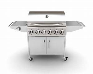 Plancha Gaz En Inox : barbecue gaz 7 br leurs inox plancha bas prix ~ Premium-room.com Idées de Décoration