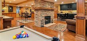 Facsinating Basement Remodeling Ideas That You Will Have