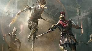 Cazando a Medusa en el nuevo tráiler de Assassin's Creed ...