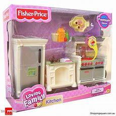 Fisher Price Loving Family Premium Decor Furniture