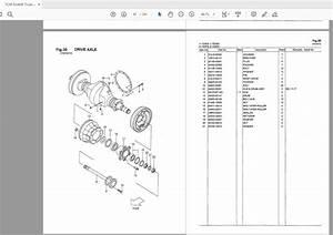 Tcm Forklift Truck Fg30c6 Fd30c6 Fg30t6 Fd30t6 Parts Manual Pf
