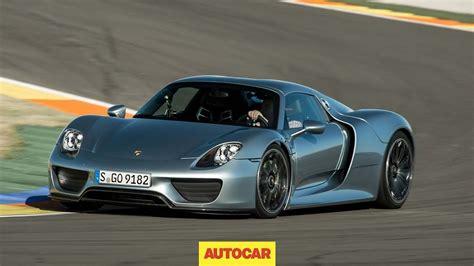 Bugatti Veyron Spider by Porsche 918 Spyder Driven Is It Better Than A Bugatti