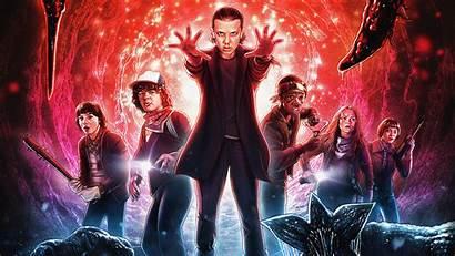 Stranger Season 4k Eleven Wallpapers Nights Horror