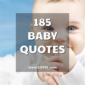 185 Cute Baby Q... Baby Boy Life Quotes