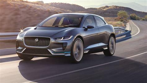 jaguar i pace concept revealed british luxury brand