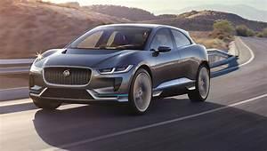 Jaguar I Pace : jaguar i pace 39 concept 39 revealed british luxury brand readies move into ev arena photos ~ Medecine-chirurgie-esthetiques.com Avis de Voitures