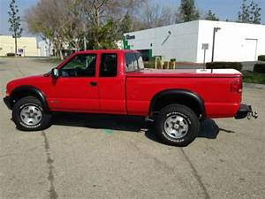 Sell Used 2000 Chevy S10 Zr2 4x4 Extended Cab Pickup In