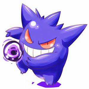 Pokemon Red Gengar Sprite Images | Pokemon Images