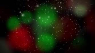 Red and Green Christmas Lights
