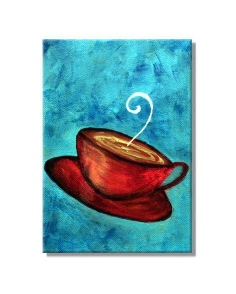 480 x 360 jpeg 63 кб. Funky Fun Coffee Cup No.3. Original Handpainted Acrylic ...