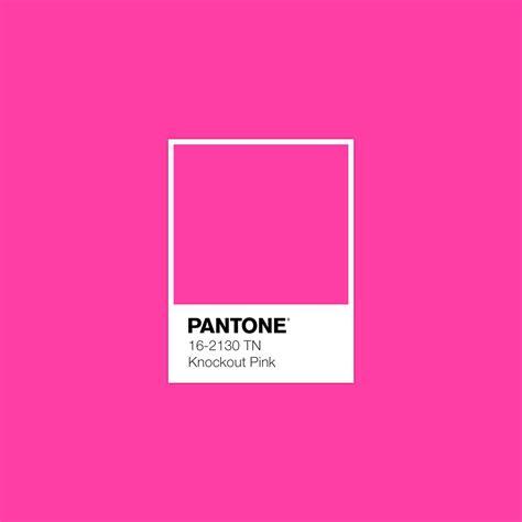 pantone knockout pink luxurydotcom pantone in 2019