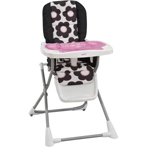 Evenflo Compact Fold High Chair Marianna evenflo compact fold high chair marianna walmart