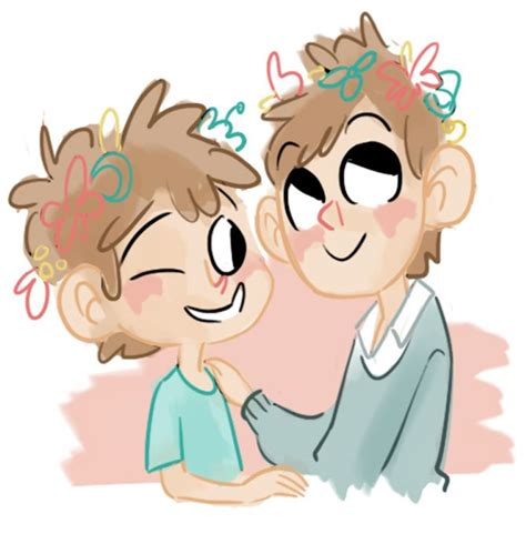 Flowers Dipper x Wirt by Avril Circus (With images
