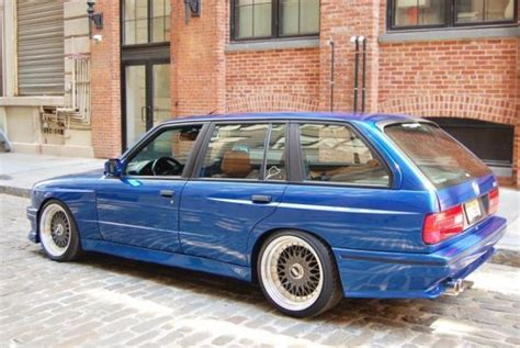 Bmw Station Wagon For Sale by 1989 Bmw E30 M3 Touring Station Wagon For Sale Only