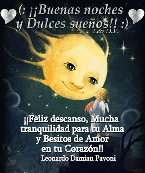Buenas noches y Dulces sueños ¡¡Feliz descanso Mucha