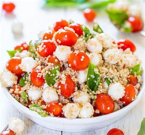 comment cuisiner la mozzarella 13 recettes originales de salades d 39 été saines et gourmandes