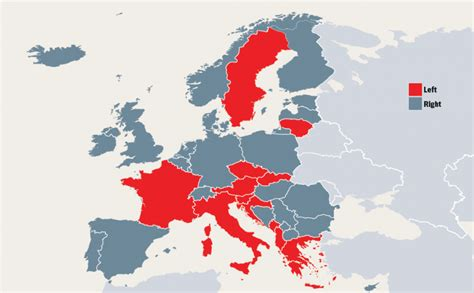 why are right wing parties thriving across europe