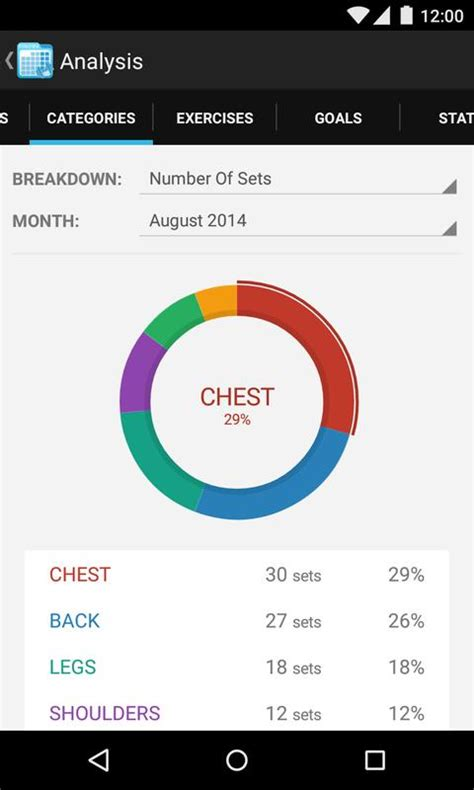 fitnotes workout log apk free health fitness app for android apkpure