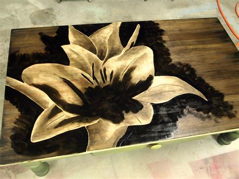 beautiful artwork   furniture  wood