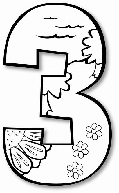Creation Coloring Pages Bible Days Number Colouring