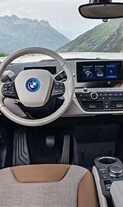 BMW i3 interior & comfort | DrivingElectric