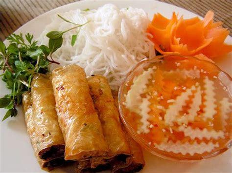 la cuisine vietnamienne 26 plats typiques du