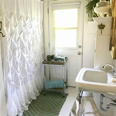 Farmhouse Bathroom Updating Bathrooms Space Keep Were