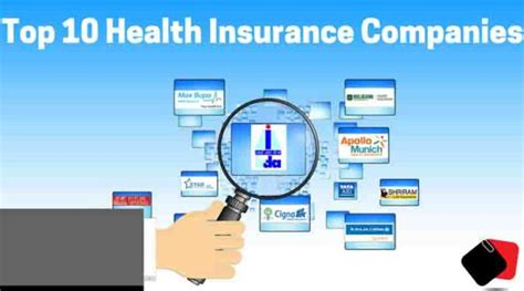 It is hard to say who has the best health insurance. Top 10 Health Insurance Companies in India - ComparePolicy