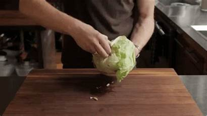 Cooking Tips Kitchen Change Cutting Lettuce Knife
