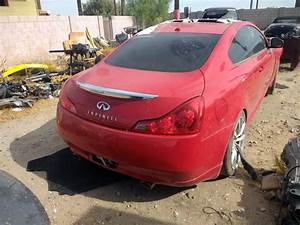 Infiniti G37 S Coupe Manual 6 Speed For Sale In Phoenix