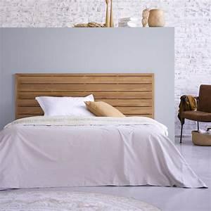 Kopfteil Für Bett : kopfteil f r bett aus teak 165 minimalys tikamoon ~ Sanjose-hotels-ca.com Haus und Dekorationen