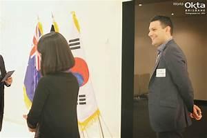 Presentation to Young Korean Entrepreneurs | Jacob Aldridge