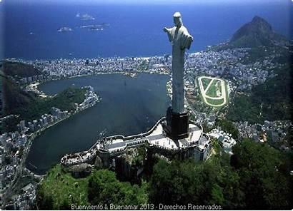 Rio Janeiro Brasil Copacabana Cabo Salvador Frio