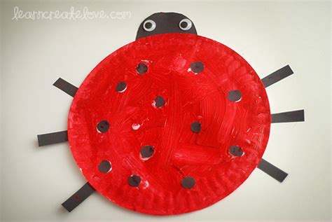 free ladybug themed printables and crafts for preschoolers 515 | DSC 0069