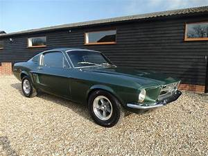 This 1968 Ford Mustang Bullit Fastback Manual is for sale. | Mustang, Ford