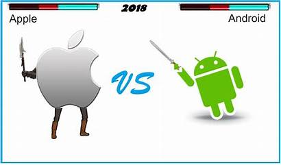 Android Vs Iphone Os Apple Smartphone Better