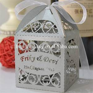 100pcs2017 wedding favors in the philippines laser cut With laser cut wedding invitations wholesale philippines
