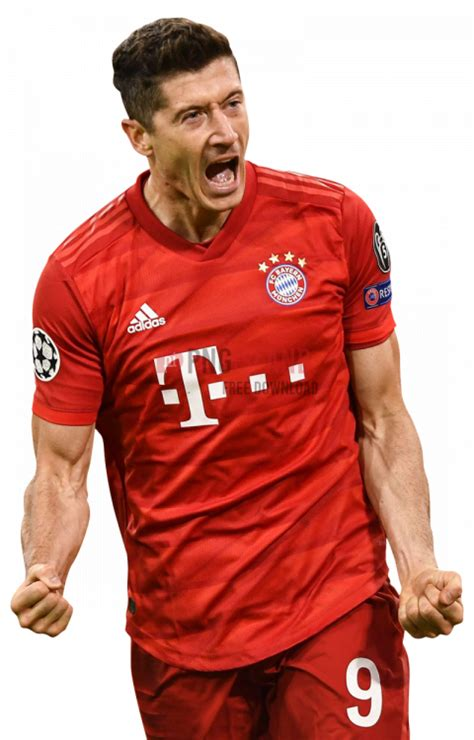 Robert Lewandowski PNG Image With Transparent Background ...